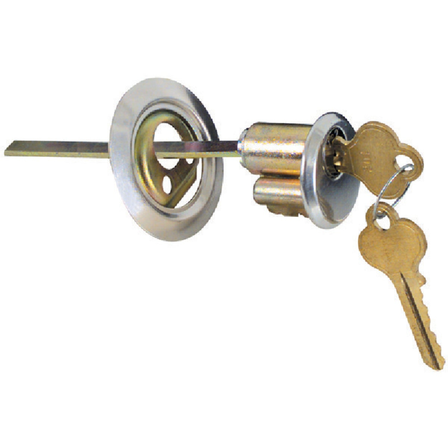 National Dead Bolt Rim Cylinder Image 4