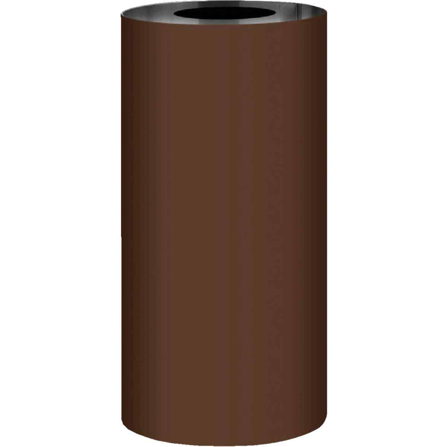 NorWesco 20 In. x 50 Ft. Brown Galvanized Roll Valley Flashing Image 1