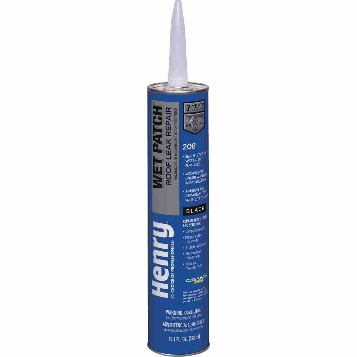 Henry 10.1 Oz. Wet Surface Plastic Roof Cement Image 1