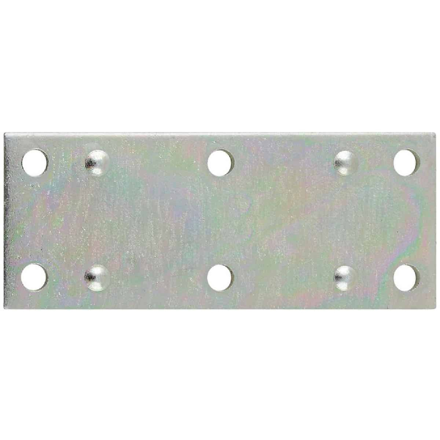 National Catalog V119 3-1/2 In. x 1-3/8 In. Mending Plate (4-Count) Image 1