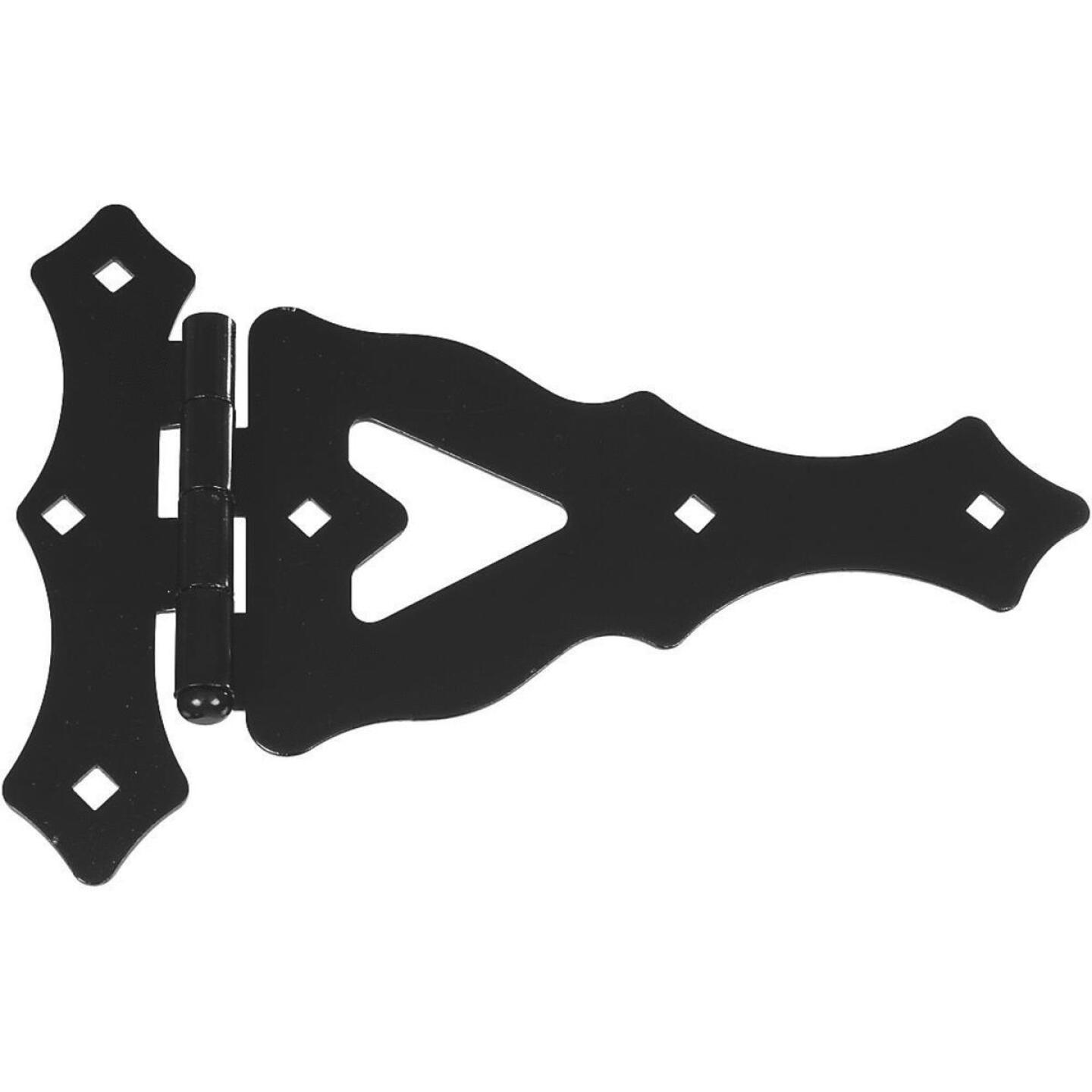 National 10 In. Heavy-Duty Ornamental T-Hinge Image 1