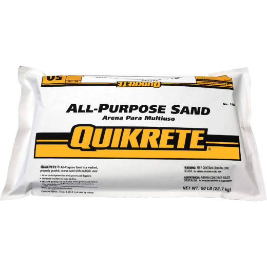 Quikrete 50 Lb. All Purpose Sand