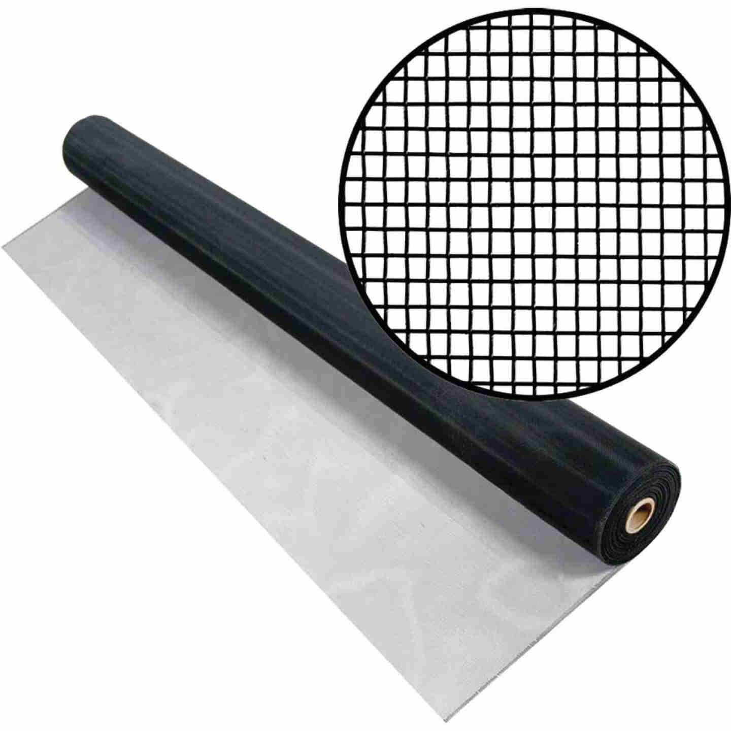 Phifer 36 In. x 100 Ft. Charcoal Aluminum Screen Image 1