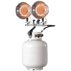 MR. HEATER 30,000 BTU Radiant Double Tank Top Propane Heater Image 1