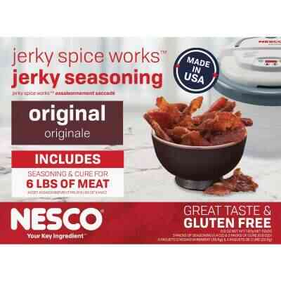 Nescot Jerky Spice Works Original Seasoning