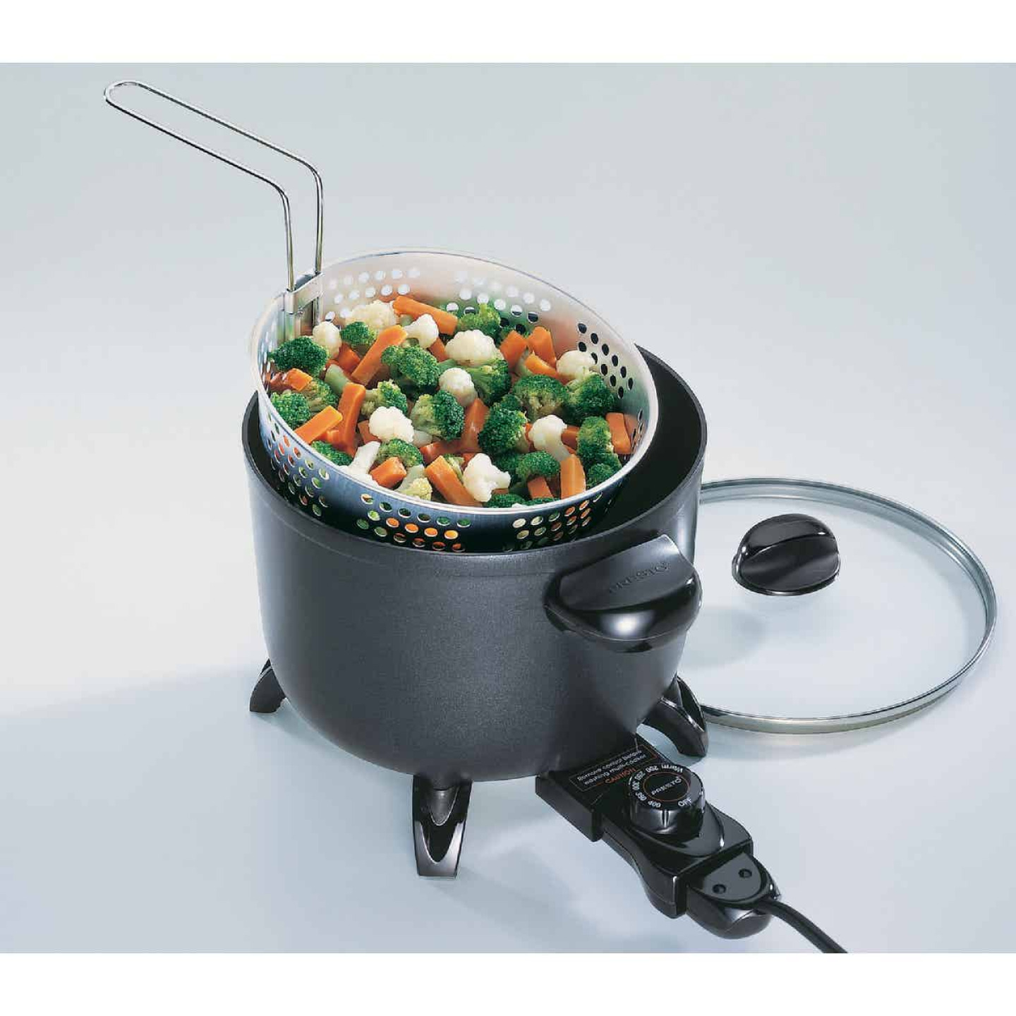 Presto 5 Qt. Kitchen Kettle Multi-Cooker Image 2