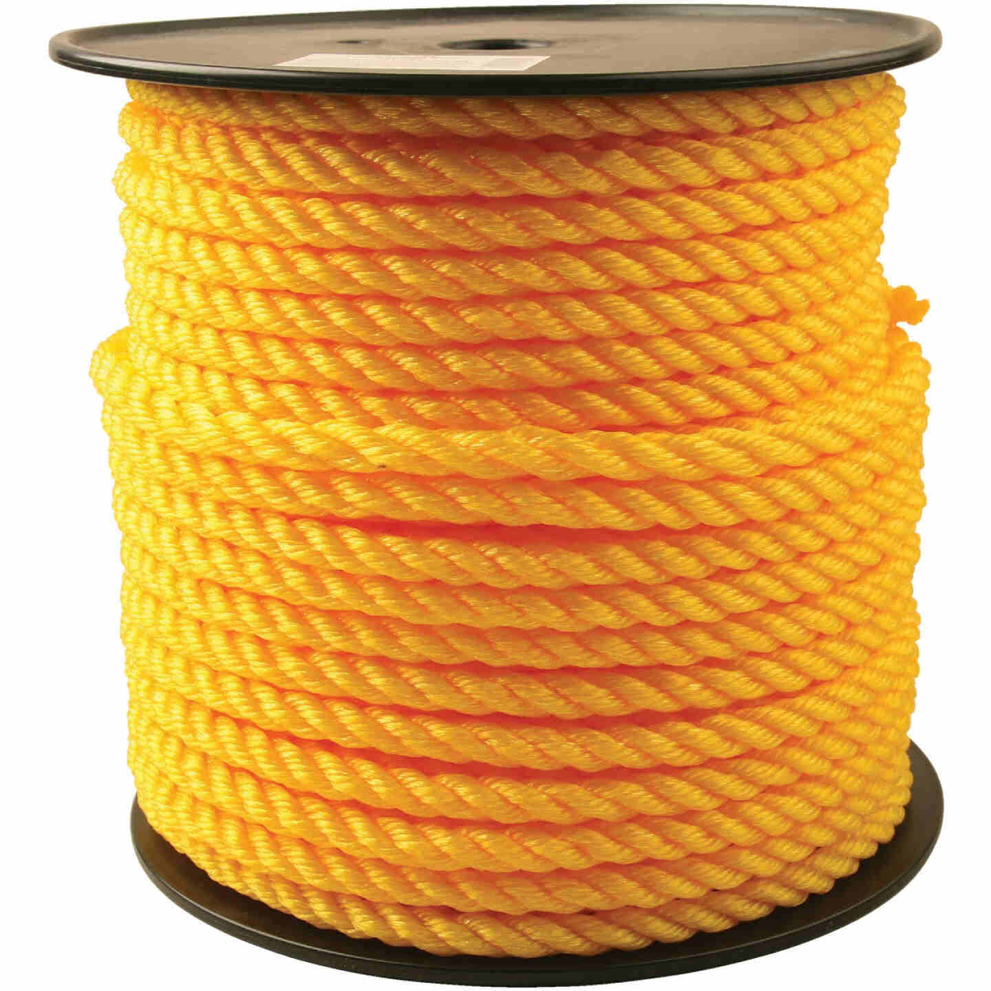 Do it 1/2 In. x 200 Ft. Yellow Twisted Polypropylene Rope Image 1