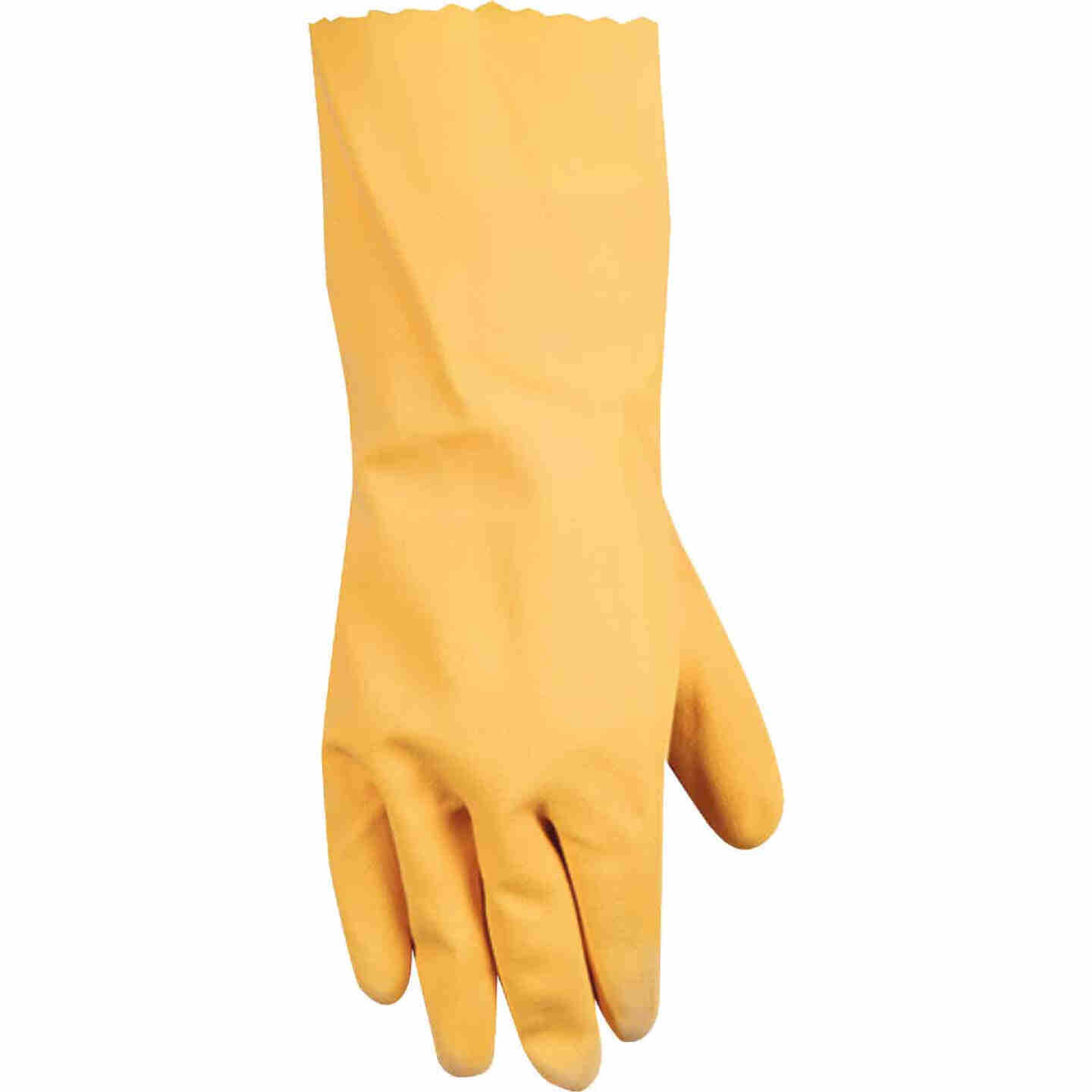 Wells Lamont Medium Latex Stripping Glove Image 3